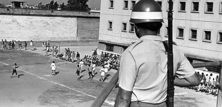 Rebelião no Carandiru teria começado com briga em jogo de futebol