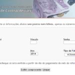 Portal do Servidor RN Contracheque e SEARH