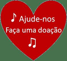 Coração doações CIDDIC
