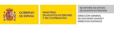 Ministerio de asuntos exteriores y de cooperación, colabora con CIDEAL