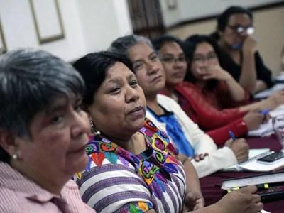 Por una vida libre de violencias para mujeres y niñas en los departamentos de Escuintla y Suchitepéquez (Guatemala)