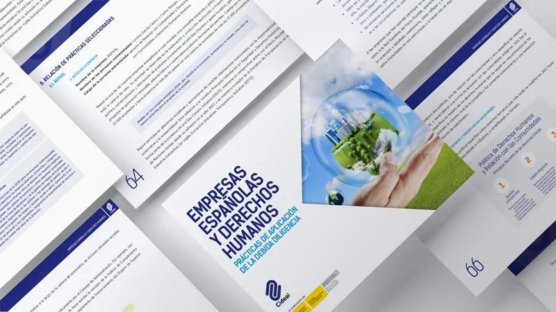 Empresas españolas y derechos humanos