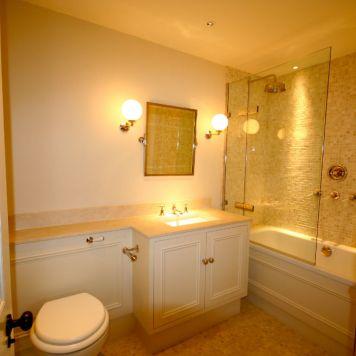 Bespoke Vanity-Unit Knightsbridge Bathroom