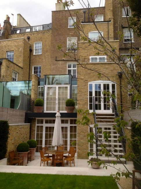 Completed Extension Knightsbridge