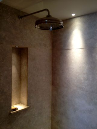 Lefroy Brooks Shower-Head in Knightsbridge