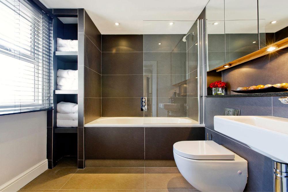 Chelsea Interior Developments 187 Luxurious Modern Bathroom