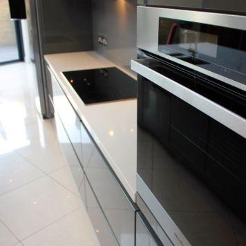 Modern kitchen in Fulham Development