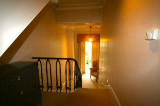 Specialist Paint effect in Knightsbridge property