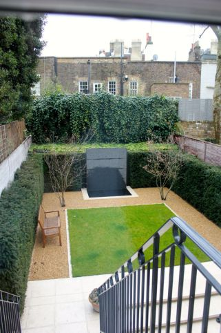 Stunning Garden Design in Knightsbridge