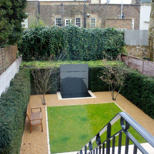 Stunning Garden Design in Knightsbridge