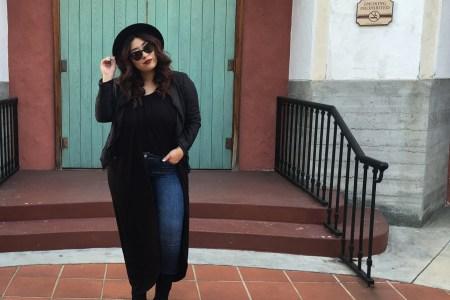 little black dress, dress, casual outfit, style , plus size, lakshmi dolls