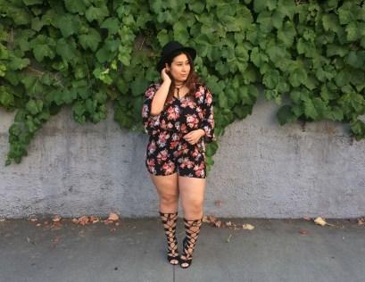 floral jumper, jumpsuit, summer, forever 21, forever 21 plus