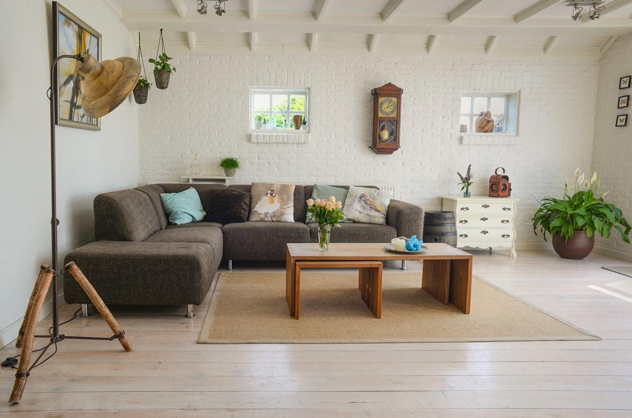 Interior Designed Living Room