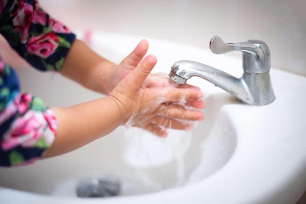 l eau du robinet