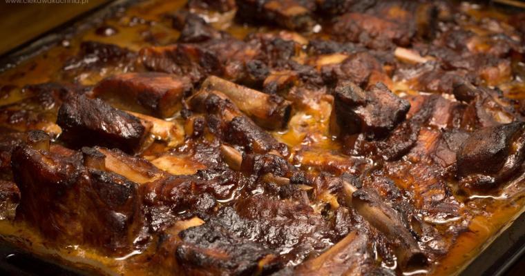 Żeberka Barbecue (BBQ)