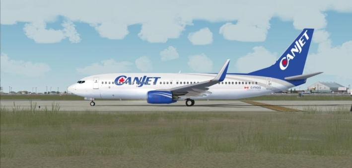Canjet Virtual Quebec