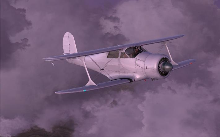 Staggerwing pour FSX