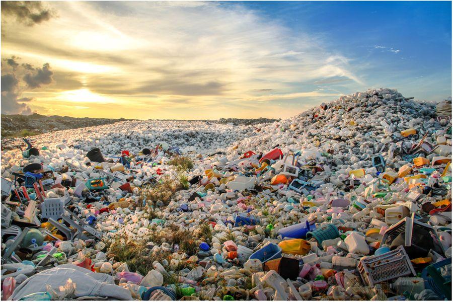 Os polímeros biodegradáveis aliviarão o impacto ambiental do plástico?