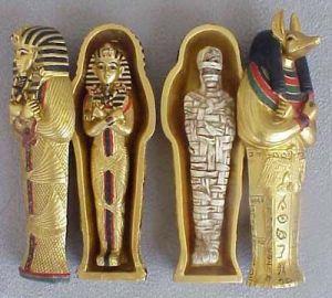Sarcófagos, cómo embalsamar