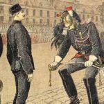 De Cómo el Caso Dreyfus dividió y debilitó a Francia.