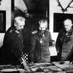 Hindenburg und Luddendorf.