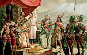 ¿Por qué las enfermedades americanas no aniquilaron a los conquistadores europeos?