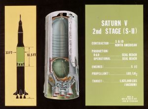 SATURN 2ND STAGE (S-II CONCEPT)