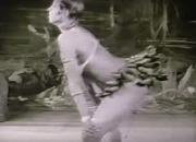 Josephine Baker en la Danse Sauvage