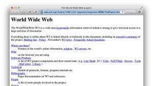 Primera web