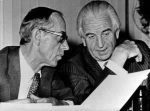 Harald y Herbert Quandt