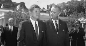 Kennedy y Johnson