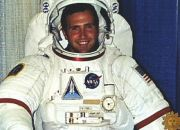 Thad Roberts, candidato a astronauta.