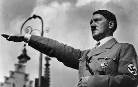 Adolf Hitler saludo