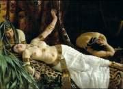 La Muerte de Cleopatra, Achille Glisenti.