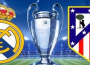 cartel Liga de Campeones