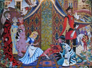 El mosaico de Cenicienta