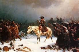 Napoleón se retira de Rusia, no fue el General Invierno