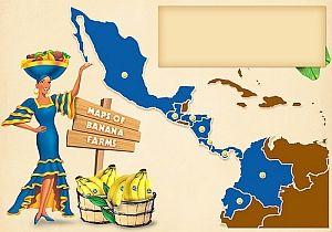 Emporio de la United Fruit Company, república bananera