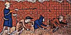 Siervos medievales