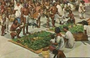 Mercado azteca