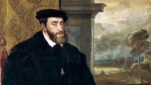 Carlos I de España, o V de Alemania, rey por carambola.