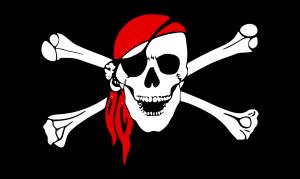 Por qué los piratas llevaban un parche en el ojo.