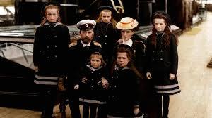 El Zar y su familia