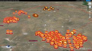La mayor contaminación nuclear del planeta.
