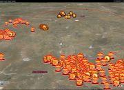 Lass bombas detonadas en Semipalatinsk