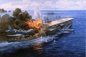 Bombarderos que hicieron historia