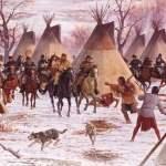 George Armstrong Custer y las Guerras Indias.