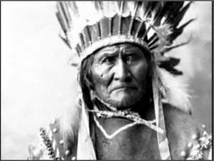 Por qué es famoso el Indio Gerónimo.