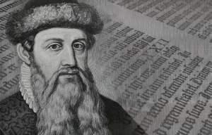 De cómo Gutenberg nos llevó a mirar a las estrellas.