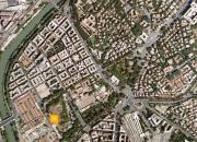 Monte Testaccio mapa